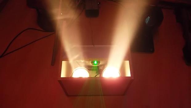 Selbstbau nebelrampe 4 - Beleuchtete kuchenruckwand selber bauen ...