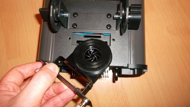Gobo Projektor